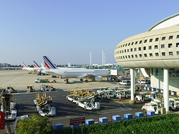 Roissy CDG Airport